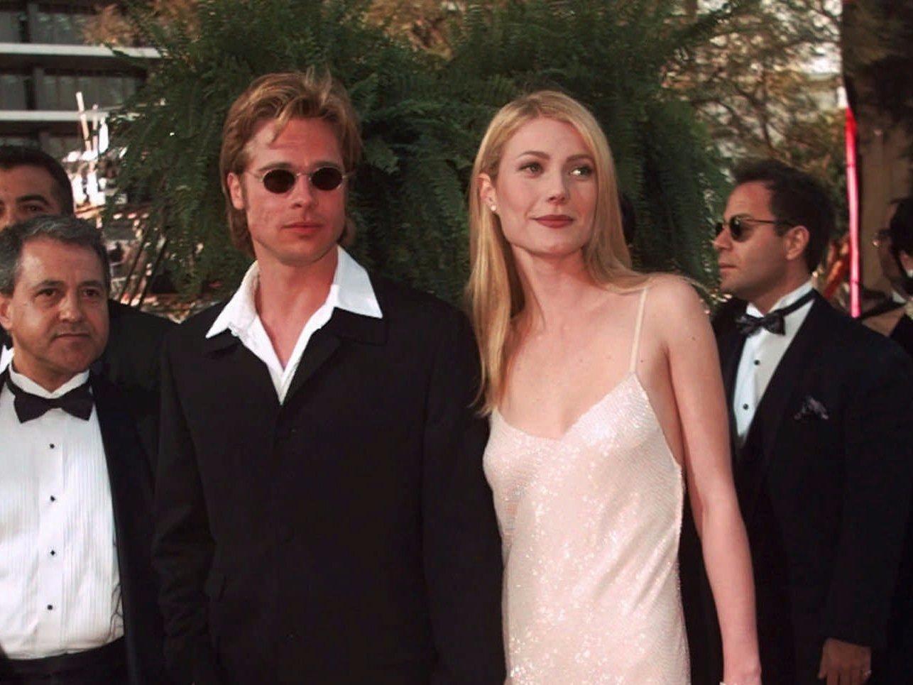 Brad Pitt and Gwyneth